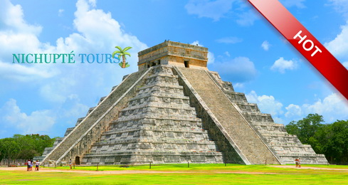 Tour a Chichen Itza Plus 2020