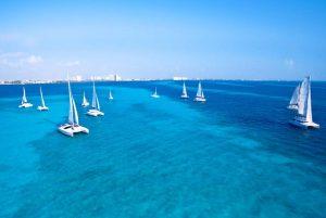 catamaran isla mujeres cancun