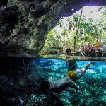 tour a cenote la gloria desde cancun
