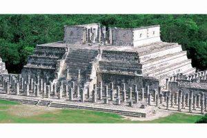 templo chichen itza juego de pelota