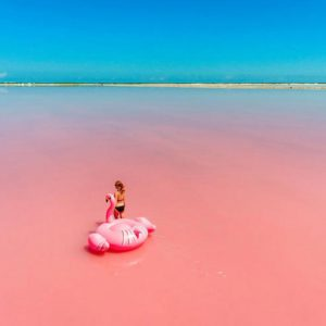 tour a las coloradas desde cancun