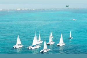 tour en catamaran a isla mujeres desde cancun