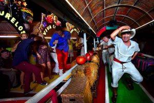 bailes mexicanos xoximilco cancun