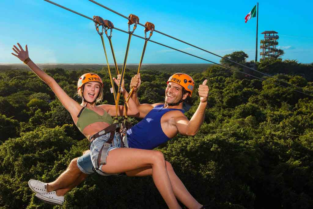 tour a xplor desde cancun