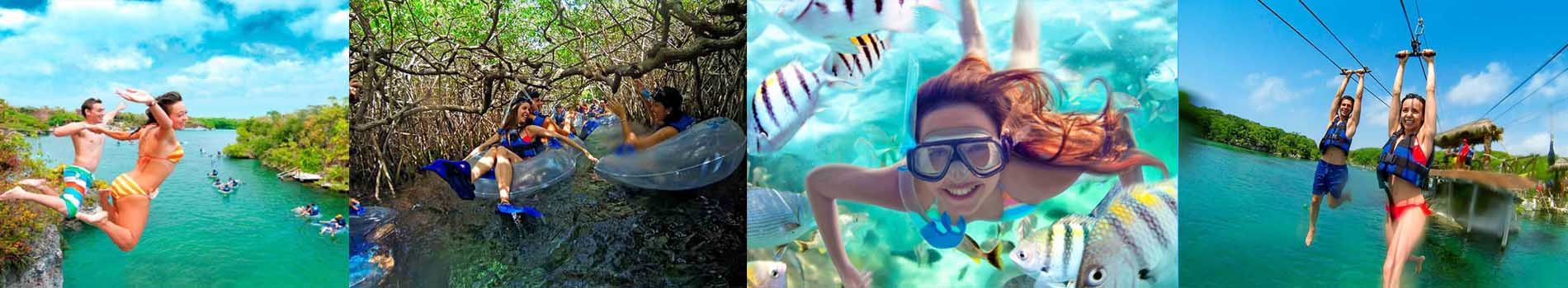tour a xel ha desde cancun