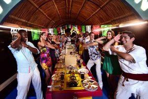 visita la fiesta de xoximilco cancun