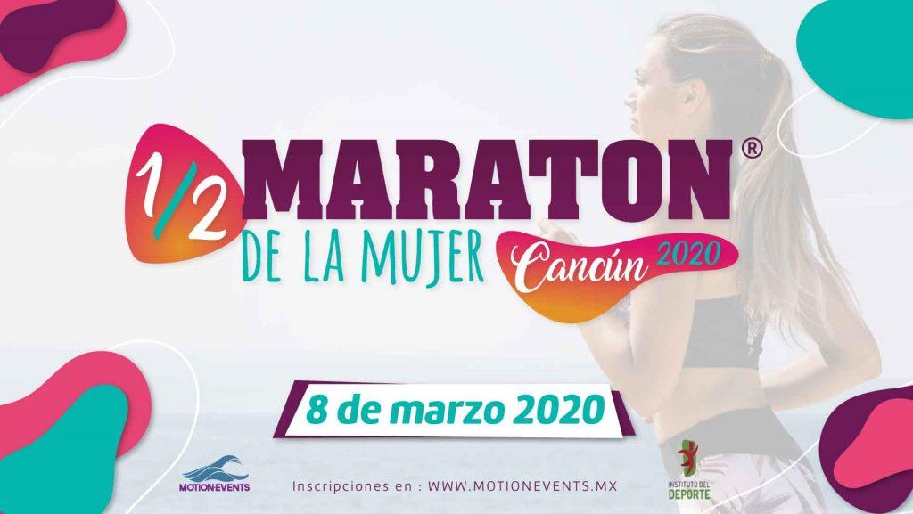 Medio Maratón Internacional de la Mujer Cancún